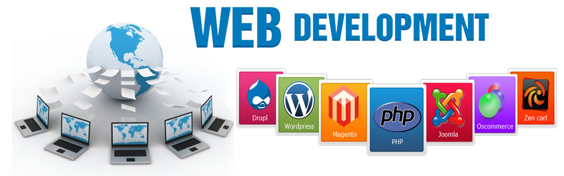 custom website designing services